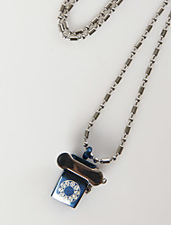 """""""Call me"""" Necklace"""