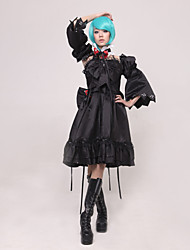 Cosplay Costume Inspired by Vocaloid Hatsune Miku Gothic Lolita VER.