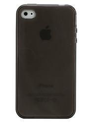 Schutz langweilig polnisch tpu Case für iPhone 4 / 4S