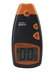 Digital LCD 4 Pin Moisture Meter Wood Timber Damp Humidity Detector Tester MD814