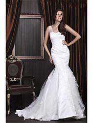 GLOUCESTERSHIRE - Kleid für die Braut aus Satin und Tüll