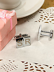 Gift Groomsman Personalized Special Design Cufflinks
