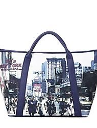 TS 70-х годов Нью-Йорк сумка (больше цветов) (48 см * 16,5 см * 30см)