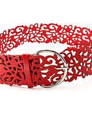 décoratif sculpté ceinture floral large (plus de couleurs)