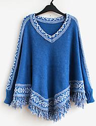 Loose Bat Sleeve Sweater