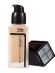 Whiten and Moisturize Skin Make Up Base Liquid Foundation