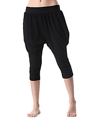 Running Pants / Bottoms Women's Spandex / Cotton / Nylon / Eco friendly cotton Yoga / Leisure Sports Sports Wear Indoor / PractiseSpring