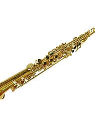 Soprano Saxophone Abalone Key Touches