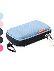 Portable Compact Camera Bag with Hang Pothook (Assorted Colors)