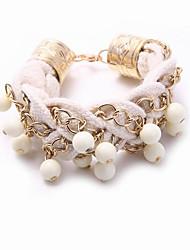 Braided Strands Multi-layers Bracelet