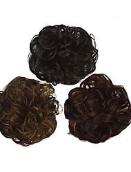 5 pezzi bei capelli wrap 3 colori disponibili
