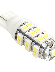 Lâmpara LED Branca para Automotivo T10 25 SMD 120-150Lm