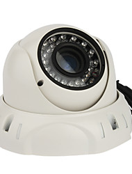 480 TVL 36 IR LEDs Dome CCTV Zoom Camera (PAL, 1/3 Inch SONY CCD)
