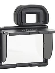 LCD Hood protecteur pour Canon 50D