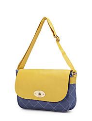 Snap Lock Cross-body Bag(32cm*23cm*6.5cm)