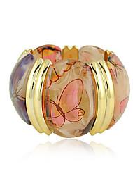 plastiques volants bracelet papillon dames