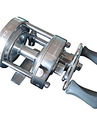 Bait Casting Fishing Reel (Silvery)