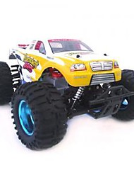 1/10 RC Land Overlord Nitro Gas Powered 18CC Engine RTR Monster Truck (YX00463-2)