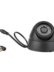 All-in-one Security Camera with Video Recorder Function and 24 IR LEDs