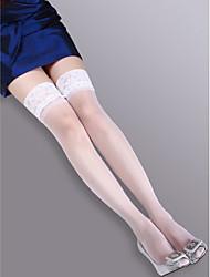 15D Nylon Thigh Highs Hold Ups Stockings
