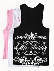 """Miss Bride"" Vest (More Colors)"