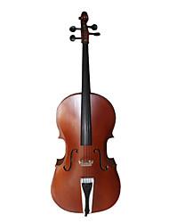 клена пламени виолончели с луком \ канифоль \ мягкий чехол