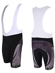 KOOPLUS® Cycling Bib Shorts Men's Bike Breathable / Quick Dry Bib Shorts / Shorts / Bottoms Polyester Spring / Summer Cycling/Bike