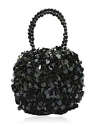Hand-Made Sequin Evening Bag