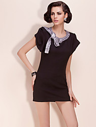 TS Sequin Bow Embellished Dress (More Colors)