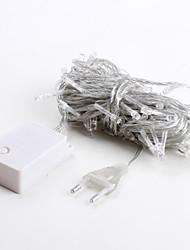 Cuerdas de Luces lm AC220 V 10 m 100 leds Blanco cálido
