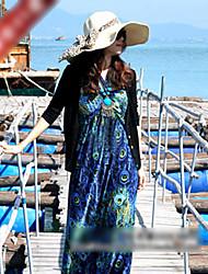 robe tube bohème