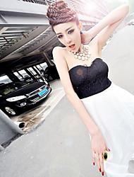 драпированные платья бюстье
