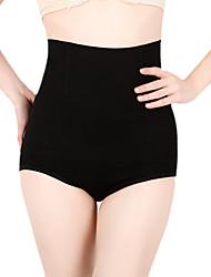 algodón / chinlon Boyshorts altas escritos cintura shaper (más colores)