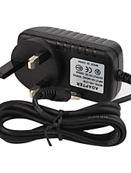 adaptateur d'alimentation UK standard pour caméras de vidéosurveillance