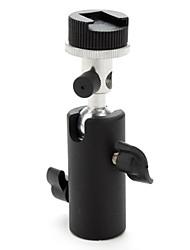 Girevole a 360 ° posizione del flash Blacket ombrello Supporto di tipo f
