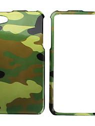 Beskyttende cover til iPhone 4 og 4S (camouflage farvet)