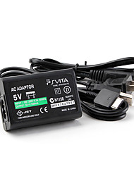 AC Power Adapter for PS Vita with USB Cable (5V, US)