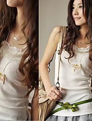 Lace Basic Vest