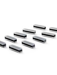 adesivos condutores para PSP 1000 (10-pack, preto)