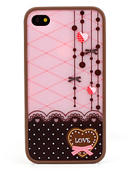 iPhone 4/4S Bumperhoesje In Uniek Design