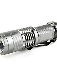 Sipik-SK68 portable 1 en mode Cree XR-E Q5 LED Flashlight (120LM, 1x14500, couleurs assorties)