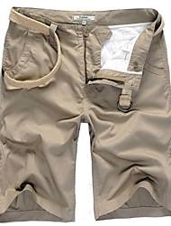 хлопок мужские прямые трубки коротких штанишках