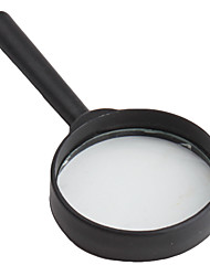 10x 50mm Black Edge Magnifier