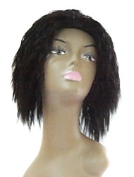 High Quality Synthetic Medium Long Curly African American Wig