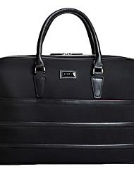estilo profesional maletín de ordenador portátil de 14 pulgadas de la bolsa para el MacBook Air Pro, protectores y Tablet PC (negro)