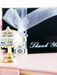 Gifts Bridesmaid Gift Vintage Crystal Table Lamp Favor