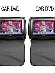 "9"" Car Headrest DVD Player with TV,Games(1 Pair)"