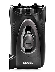 220-240V Independent Floating Dual-head  Rotary Shaver POVOS PQ3506
