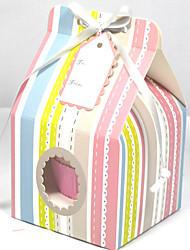 seule boîte de gâteau - Pack de 12