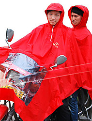 Fashion Plus Size Motorcycle Safe Raincoat